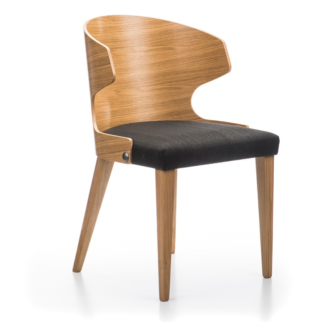 LOTUS WOOD armchair