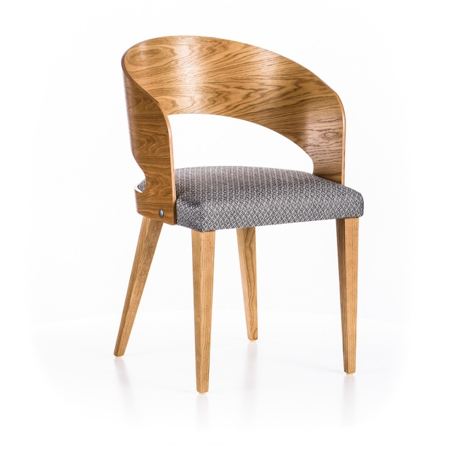 RONDO WOOD Armchair