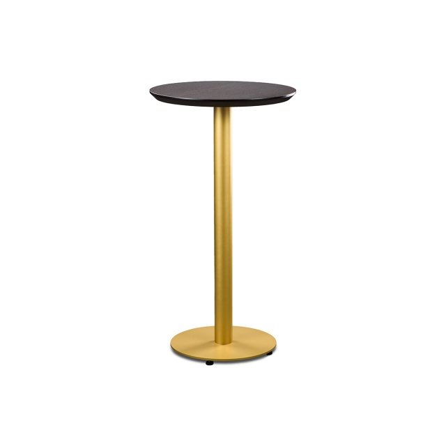 LUX WOOD O bar table