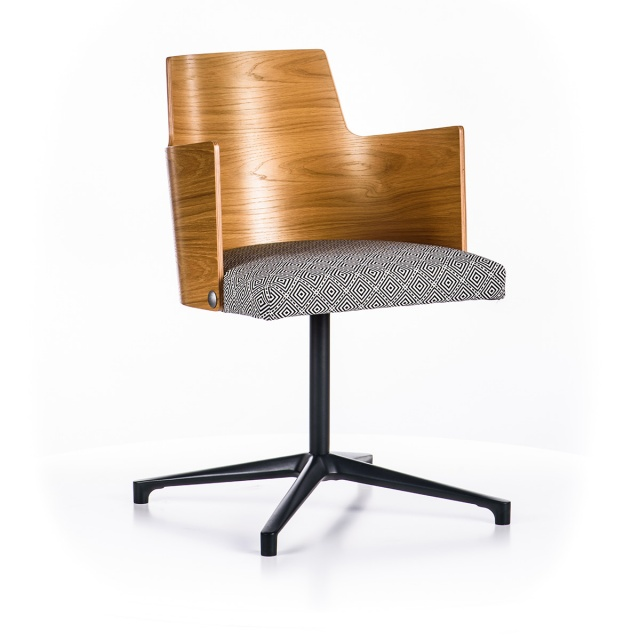 LUX WOOD M armchair